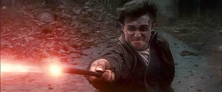 Harry Potter 7 (et les Reliques de la Mort), partie 1