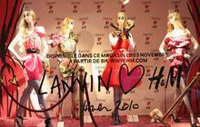 Lancement de la collection Lanvin pour H&M comme si vous y étiez