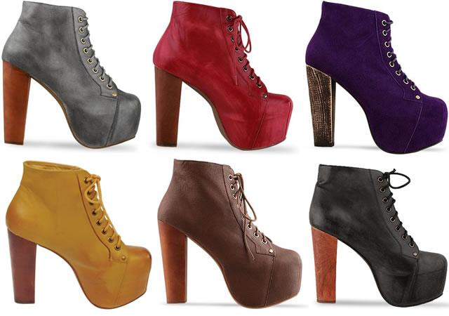 Chaussures - Bottines Campbell Jeffrey 3TtMG9IC