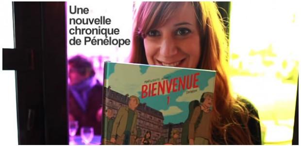Pénélope Bagieu – Bienvenue, sa nouvelle chronique BD en vidéo