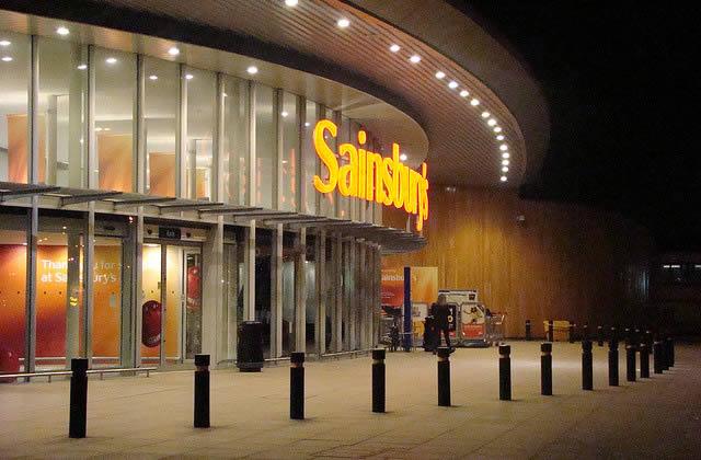 Sainsbury's (Chroniques Londoniennes #3)