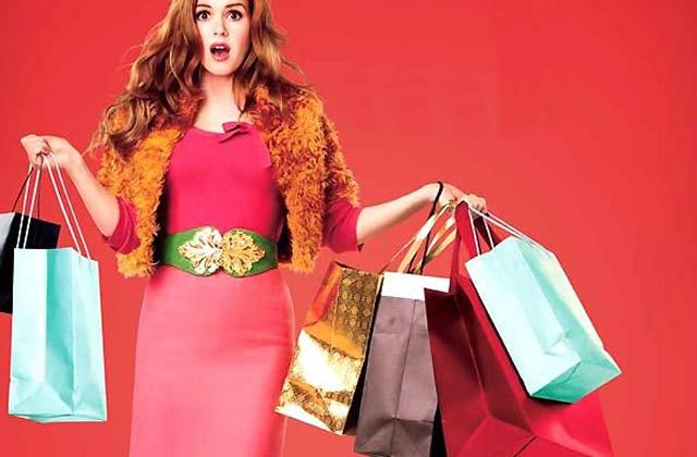 Shopping maudit !