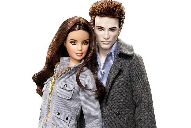 Idée cadeau pourrie #6 : la Barbie Twilight