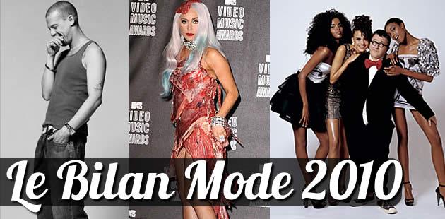 Bilan de la mode 2010 : une année qu'elle était bien