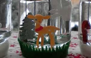 Lien permanent vers Tuto Déco Noël – La boule à neige faite maison