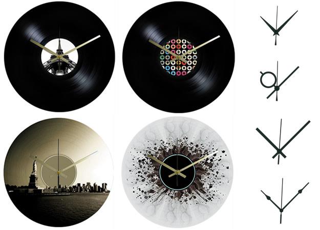 clock your vinyl