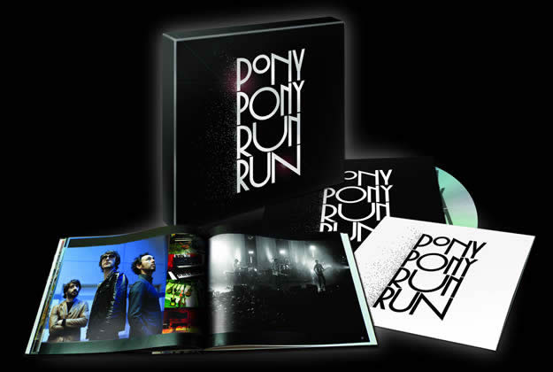 coffret pony pony run run