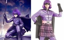 Idée cadeau pourrie #5 : le costume de Hit Girl