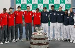 Finale de la Coupe Davis France/Serbie : c'est ce week-end !