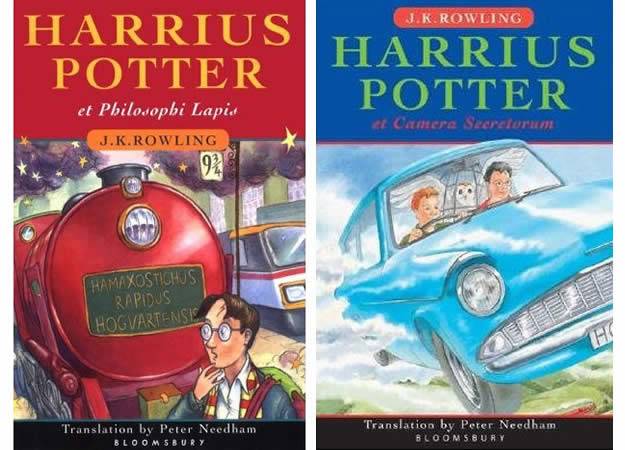 harrius potter