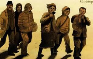 Lien permanent vers Immigrants, un très beau collectif bd