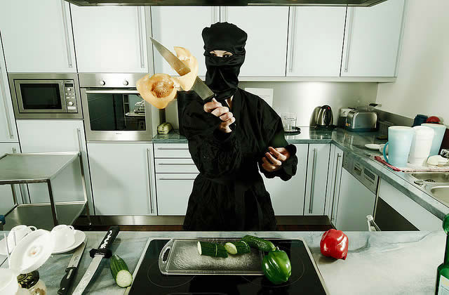 La journée internationale du Ninja