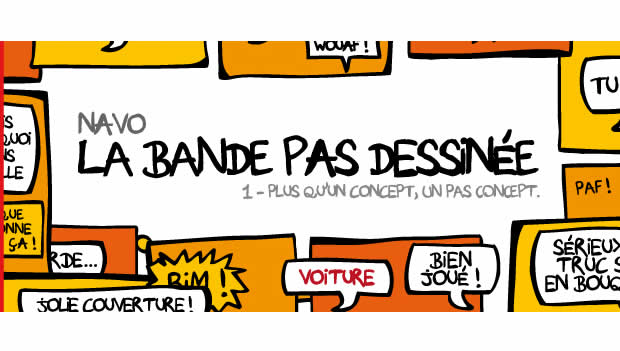 Idée Cadeau Cool #6 : La Bande Pas Dessinée