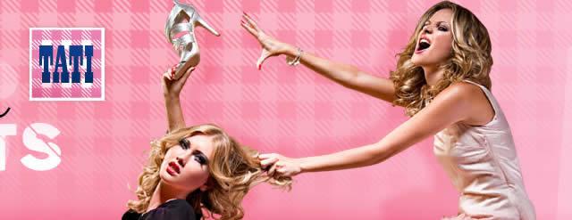 Les Fashion Fights TATI / madmoiZelle : Fourrure VS Mailles