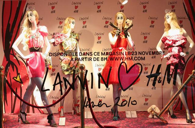 Le Bilan Mode 2010 madmoizelle etam hm lanvin