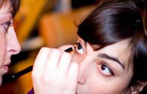 Lien permanent vers Le ravalement de Noël : maquillage spécial Réveillon