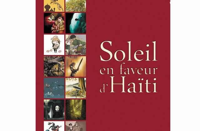 Idée cadeau cool n#10 : Soleil en faveur d'Haïti