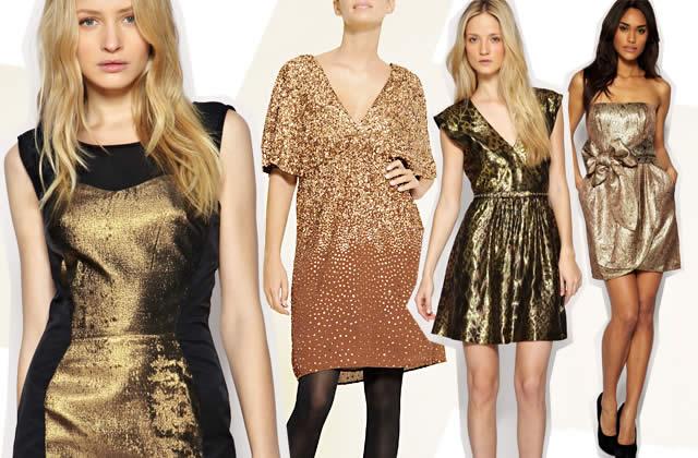 Tendance dorée : la Gold Touch pour les fêtes