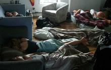 Viens chez moi, j'fais du couchsurfing