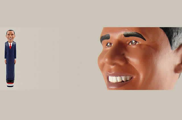 Idée cadeau cool #13 : le vibro Barack Obama