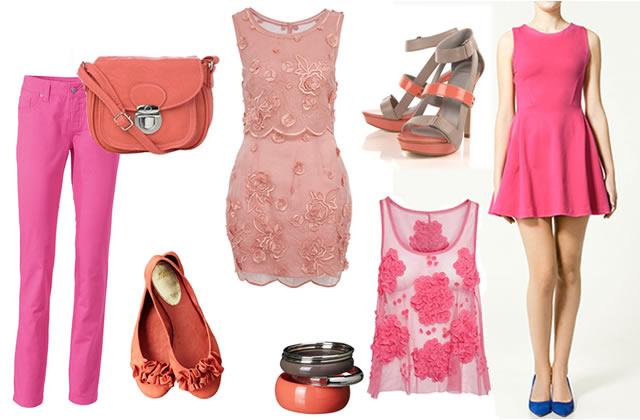 Du rose dans ta garde robe estivale Rose