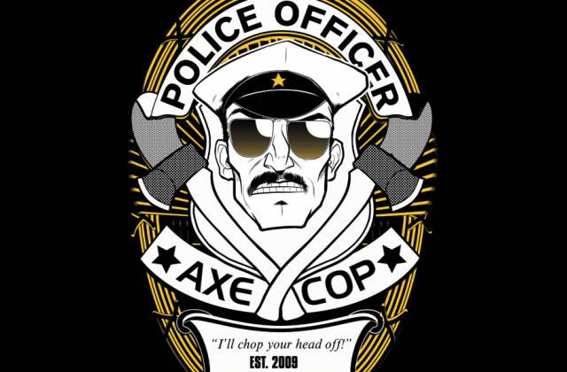 Axe Cop, une bande-dessinée écrite par un enfant de 5 ans