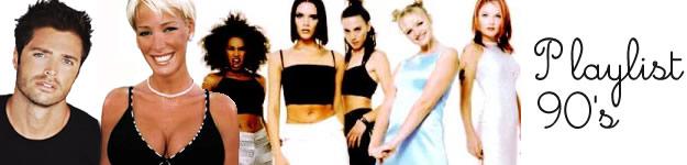 playlist années 90 spotify
