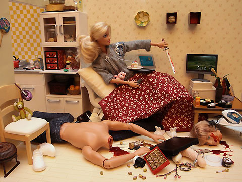 Bad Barbies, ou la fin du mythe de la femme parfaite barbie barbie 2