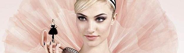 bourjois paris ballerine maquillage