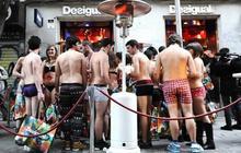 Tout le monde tout nu chez Desigual !