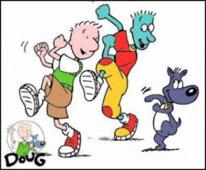 doug1 300x248 Top 10 des dessins animés oubliés de notre enfance