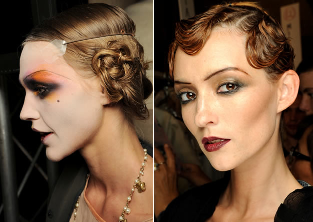 galliano beaute spring summer 2011