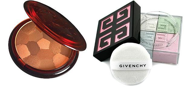 guerlain givenchy Le Remix Beauté : les poudres teint de luxe