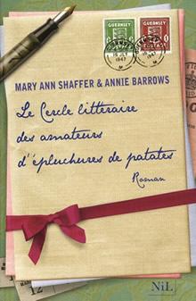 le cercle littéraires des amateurs d'éplucheurs de patates