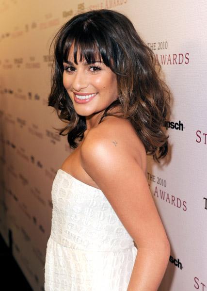 Lea Michele jouerait elle un peu trop les divas ? leamichele
