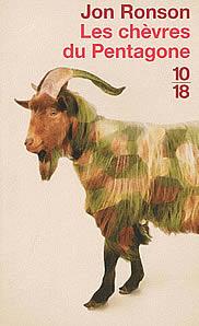 les chèvres du pentagone livre
