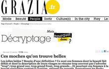 Les moches que Grazia.fr trouve belles