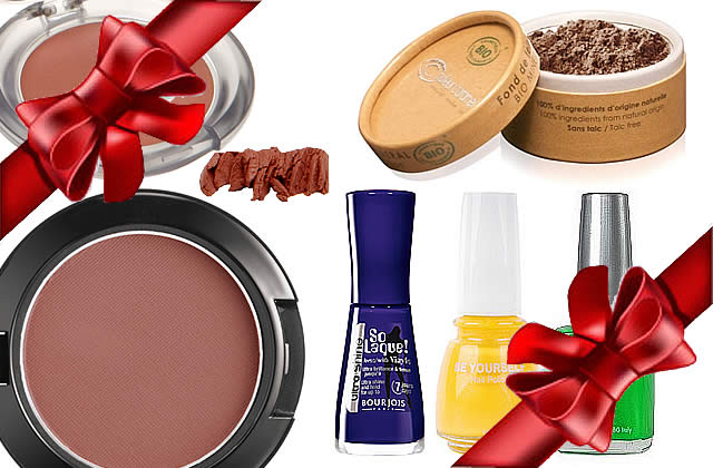 Recycler ses cadeaux de Noël beauté pourris