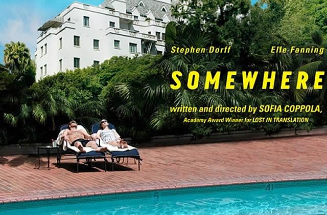 Somewhere, de Sofia Coppola