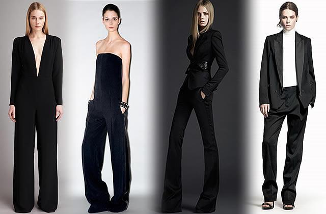 La tendance Tuxedo