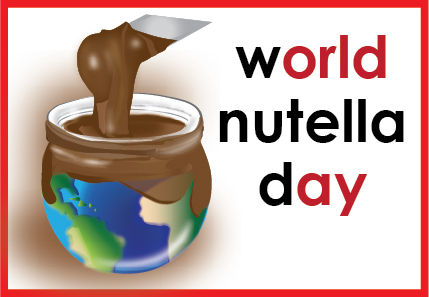La journée internationale du Nutella World Nutella Day Final m