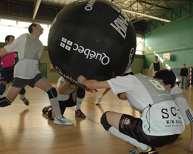balle kinball