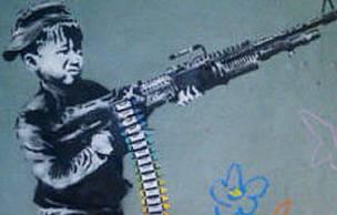 Lien permanent vers Banksy est à Los Angeles