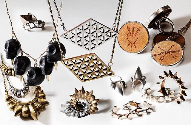 La nouvelle collection de bijoux Pamela Love