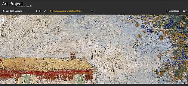 google art project van gogh amsterdam