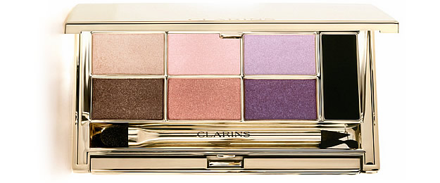 palette clarins neo pastels