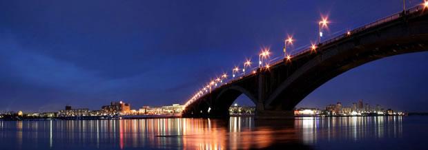 panorama urbain russie