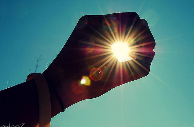 Pourquoi une protection solaire, même en février ?