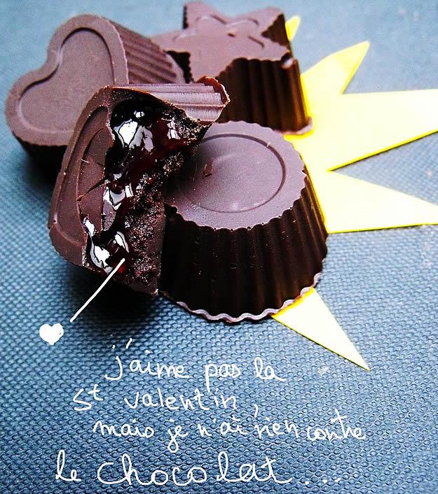 recette chocolat carambar confiture