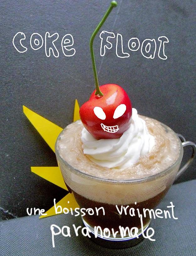 recette coke float